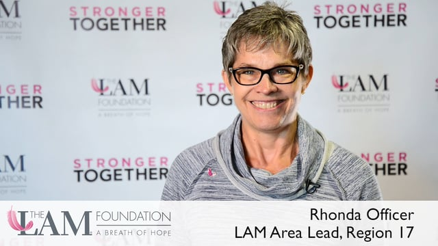 Rhonda Officer, LAM Lead