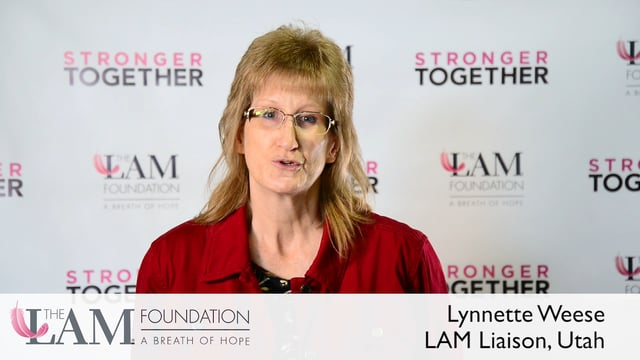 Lynette Weese, LAM Liaison