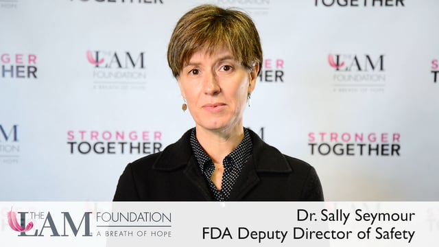 Dr. Sally Seymour, FDA